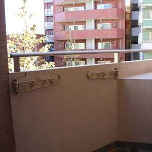 シティハイツ本郷(3階,)のバルコニー