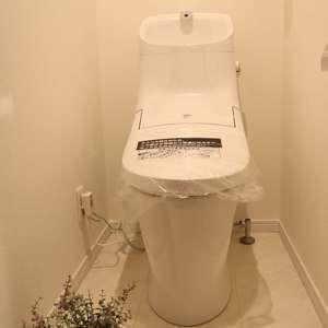 藤和シティホームズ本郷(4階,)のトイレ
