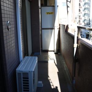 藤和シティホームズ本郷(4階,)のバルコニー