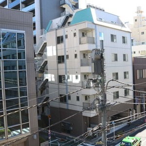 藤和シティホームズ本郷(4階,)のお部屋からの眺望