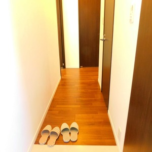 ナビウス目黒(7階,)のお部屋の玄関