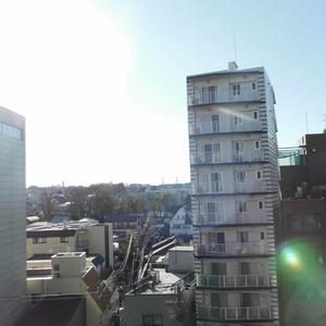 ナビウス目黒(7階,)のお部屋からの眺望