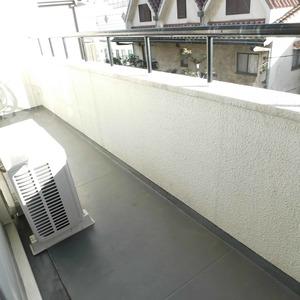 ニュー目黒台ハイツ(3階,)のバルコニー
