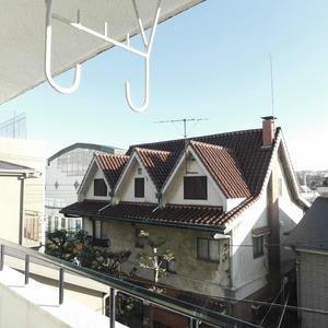 ニュー目黒台ハイツ(3階,)のお部屋からの眺望