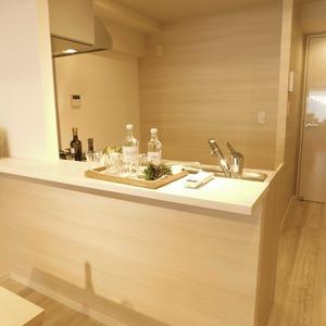 ニュー目黒台ハイツ(3階,)のキッチン