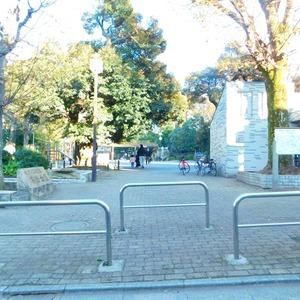 ニュー目黒台ハイツの近くの公園・緑地