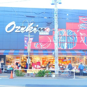 ニュー目黒台ハイツの周辺の食品スーパー、コンビニなどのお買い物