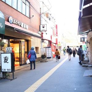 日商岩井本郷マンションの最寄りの駅周辺・街の様子