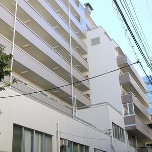 日商岩井本郷マンションの外観
