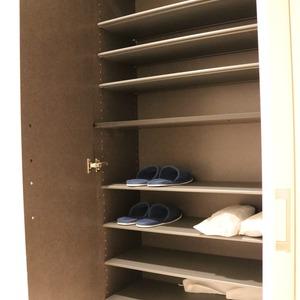 日商岩井本郷マンション(4階,4290万円)のお部屋の玄関