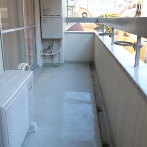 日商岩井本郷マンション(4階,4290万円)のバルコニー