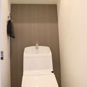 湯島ハイタウン(7階,)のトイレ