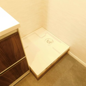 目黒グランドマンション(3階,5180万円)の化粧室・脱衣所・洗面室