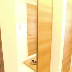 パラスト下目黒(9階,5080万円)のお部屋の玄関