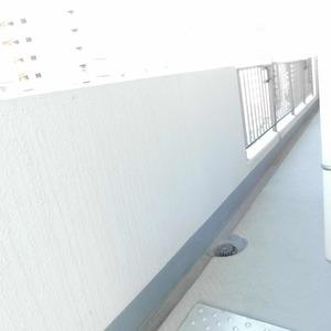 パラスト下目黒(9階,5080万円)のバルコニー