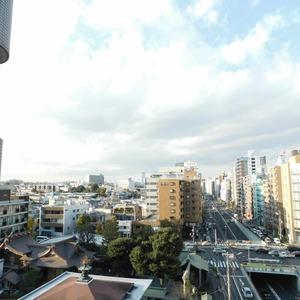 パラスト下目黒(9階,5080万円)のお部屋からの眺望
