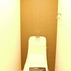 パラスト下目黒(9階,5080万円)のトイレ