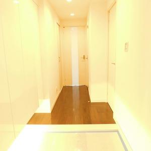 藤和目黒ホームズ(3階,)のお部屋の玄関