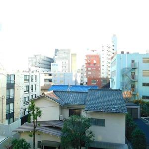 藤和目黒ホームズ(3階,7490万円)のお部屋からの眺望