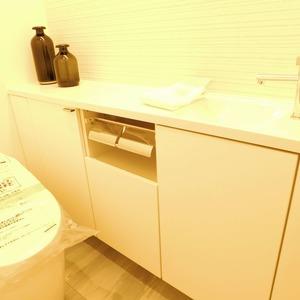 藤和目黒ホームズ(3階,7490万円)のトイレ