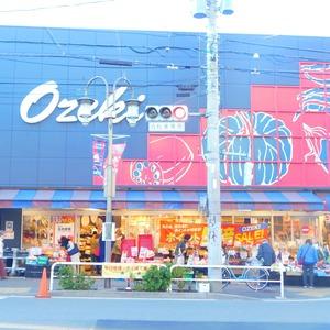 藤和目黒ホームズの周辺の食品スーパー、コンビニなどのお買い物