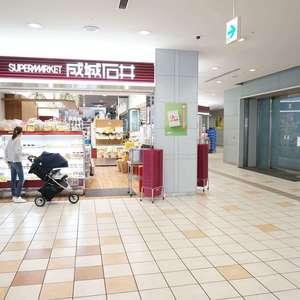 パラスト下目黒の周辺の食品スーパー、コンビニなどのお買い物