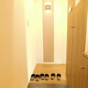 レジェンド南長崎(4階,)のお部屋の玄関