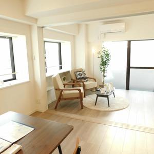レジェンド南長崎(4階,)の居間(リビング・ダイニング・キッチン)