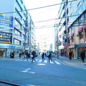 ジェイパーク渋谷東の最寄りの駅周辺・街の様子