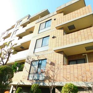 ジェイパーク渋谷東の外観
