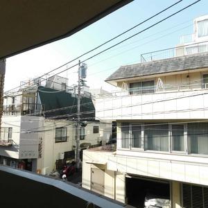 ジェイパーク渋谷東(2階,)のお部屋からの眺望