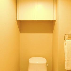 ジェイパーク渋谷東(2階,)のトイレ