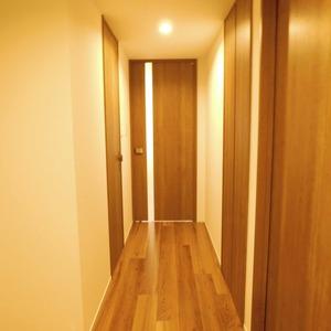 藤和渋谷常磐松ホームズ(4階,7580万円)のお部屋の廊下