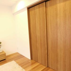 藤和渋谷常磐松ホームズ(4階,7580万円)の洋室