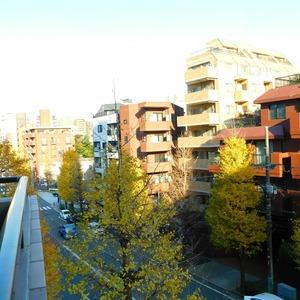 藤和渋谷常磐松ホームズ(4階,7580万円)のお部屋からの眺望