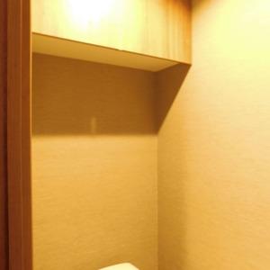 藤和渋谷常磐松ホームズ(4階,7580万円)のトイレ
