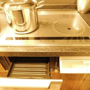 ドミール南青山(10階,9298万円)のキッチン