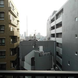 ドミール南青山(10階,9298万円)のお部屋からの眺望