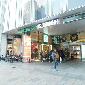 ドミール南青山の周辺の食品スーパー、コンビニなどのお買い物