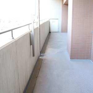 クレストフォルム上野の杜(3階,)のバルコニー