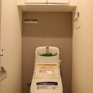クレストフォルム上野の杜(3階,)のトイレ
