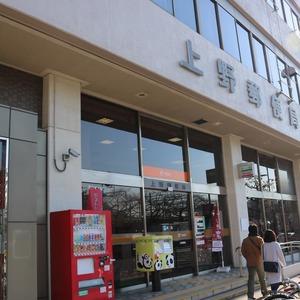 クレストフォルム上野の杜の最寄りの駅周辺・街の様子