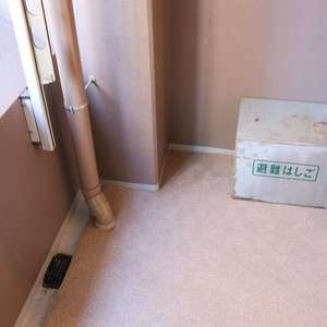 ドラゴンマンション上野壱番館(2階,)のバルコニー