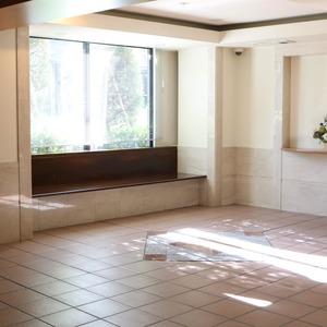 ドラゴンマンション上野壱番館のエレベーターホール、エレベーター内