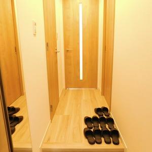 アルカディア新大塚(8階,3790万円)のお部屋の玄関