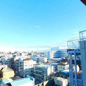 アルカディア新大塚(8階,3790万円)のお部屋からの眺望