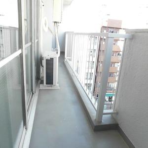 オリエンタル新大塚コーポラス(7階,3080万円)のバルコニー