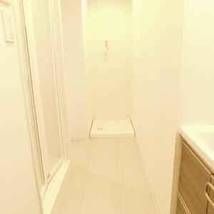 オリエンタル新大塚コーポラス(7階,3080万円)の化粧室・脱衣所・洗面室