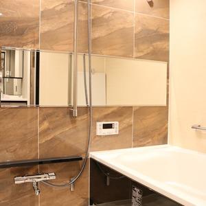 中銀東上野マンシオン(8階,)の浴室・お風呂