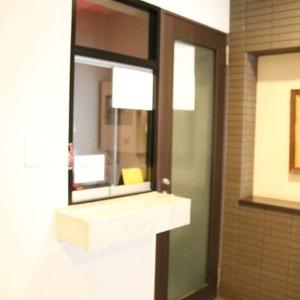 中銀東上野マンシオンのマンションの入口・エントランス